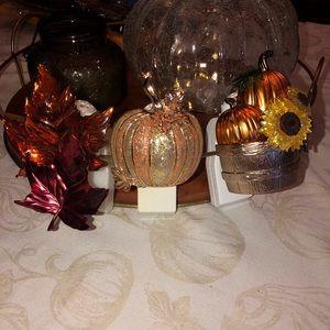 Yankee Candle Wallflower Plugs..all 3
